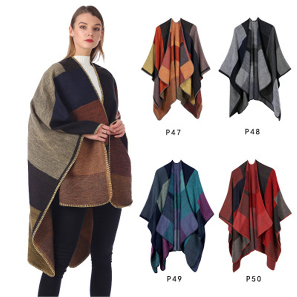 Various Cashmere Blanket Crochet Soft Wool Scarf Shawl Portable Warm Plaid Sofa Bed Fleece Knitting 2019 New Fashion Girl GiftsVarious Cashmere Blanket Crochet Soft Wool Scarf Shawl Portable Warm Plaid Sofa Bed Fleece Knitting 2019 New Fashion Girl Gifts