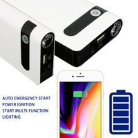 16000mAh Car Jump Starter 400A Emergency Starting Device Starter Lighter Power Bank 12V Charger For Car