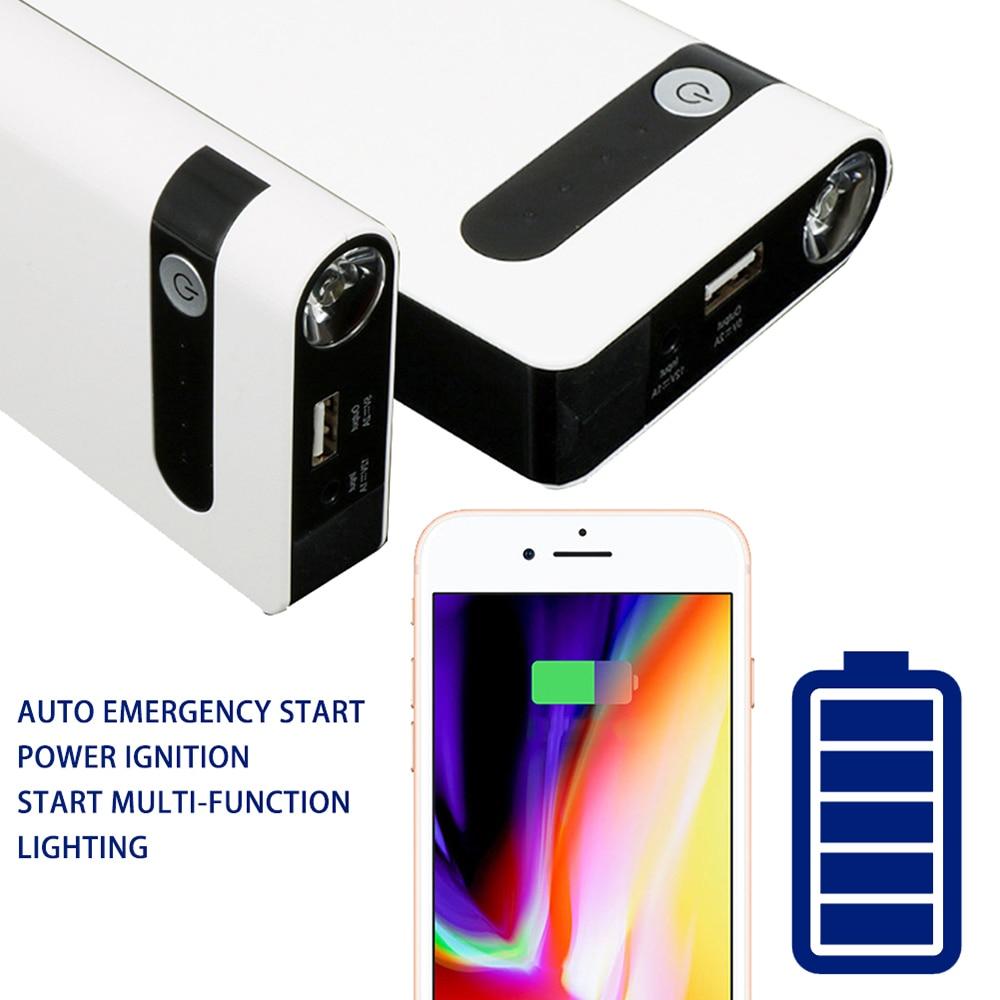 16000mAh Car Jump Starter 400A Emergency Starting Device Starter Lighter Power Bank 12V Charger for Car Battery Booster Buster все цены