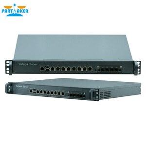 Image 2 - Сетевой брандмауэр роутер 1U с 8 портами Gigabit lan 4 SPF Intel i3 4160 3,6 ГГц Mikrotik PFSense ROS Wayos 4G RAM 128G SSD
