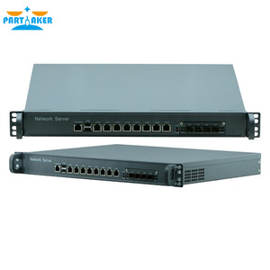 Image 2 - 1U netzwerk Firewall Router System mit 8 ports Gigabit lan 4 SPF Intel i3 4160 3,6 Ghz Mikrotik PFSense ROS wayos 4G RAM 128G SSD