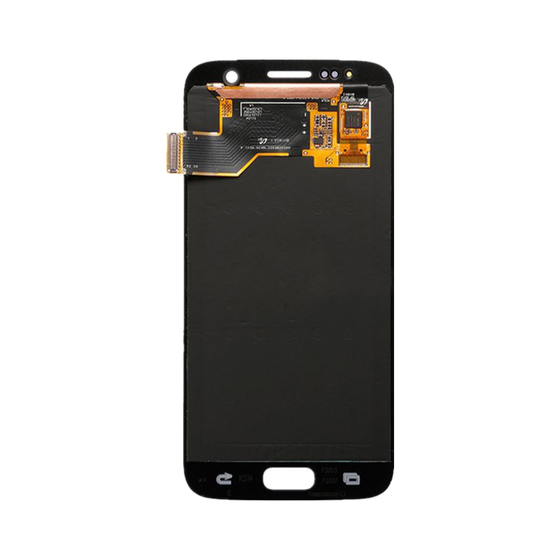 100% ORIGINAL 5.1 ''SUPER AMOLED LCD pour SAMSUNG Galaxy S7 LCD affichage G930 G930F écran tactile numériseur avec cadre - 2