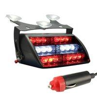 18 LED רכב הגג צילינדר מונית אור משאית דאש רכב רכב דאש חירום אזהרת אור Strobe פלאש אור G0000010870