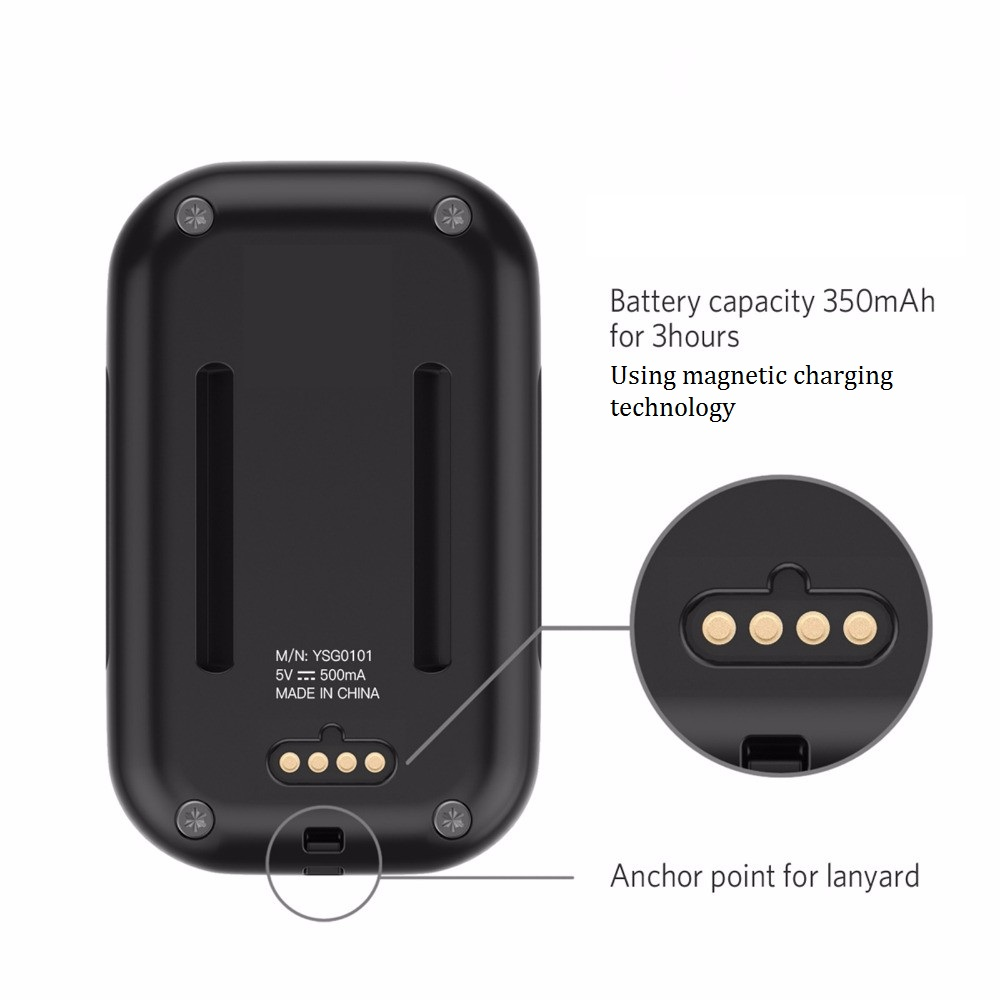 Wireless Wifi Remote Control for GoPro HERO 5 Session 4 3+ (7)