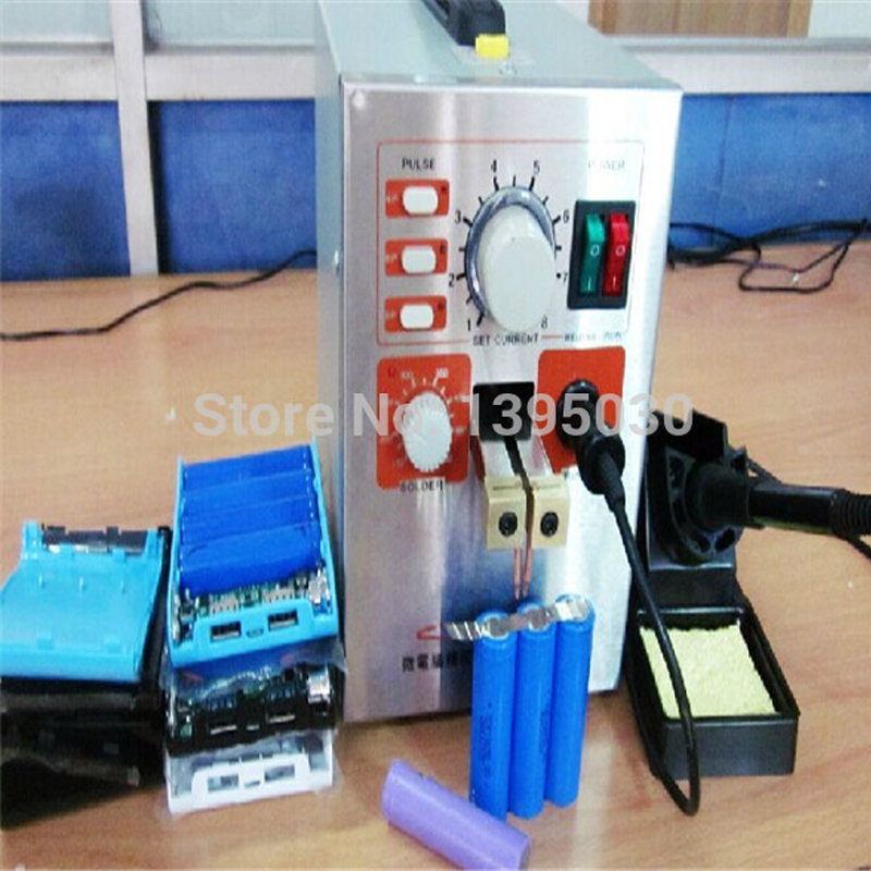 SUNKKO 707 Precision Pulse Spot Welder & Soldering Station High Power Spot Welder 1 9kw sunkko led pulse battery spot welder 709a soldering iron station spot welding machine 18650 16430 14500 battery 220v 110v