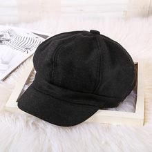 2019 nueva lana Cachemira mujer caliente nueva marca de lana de las mujeres  boina sombrero del invierno de la mujer de alta cali. 87c0c6b09bc