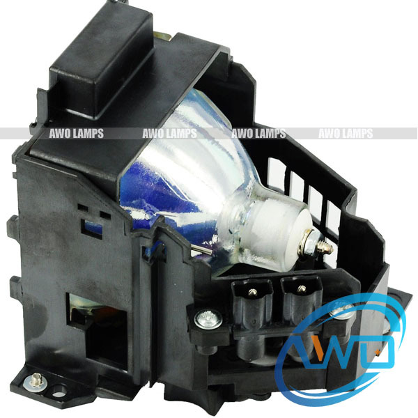 ФОТО ELPLP17 / V13H010L17 Compatible lamp with housing for EPSON PowerLite TW100;EMP-TS10/TW100.