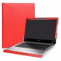 Alapmk Protective Case Cover For 13.3 HP EliteBook 830 G5 / EliteBook 735 G5 & HP ProBook 430 G6 Laptop