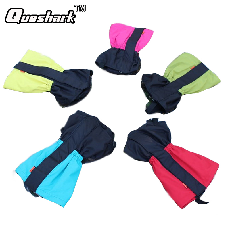 Outdoor Waterproof Cycling Shoes Cover Rain Proof Snow Covers Biker Gaiters Camping Hiking Climbing Skiing Overshoes Boot Cover