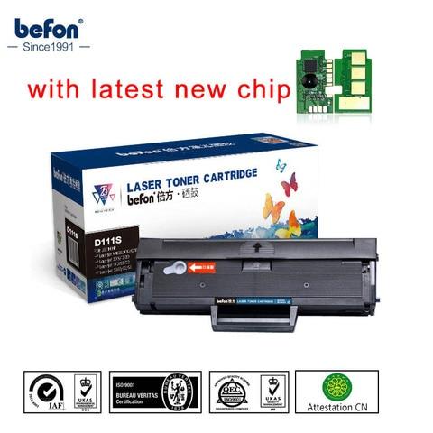 befon preto recheio d111s cartucho compativel para samsung mlt d111s ml111 111 111 s cartucho