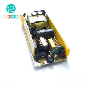Image 3 - AC DC 12V 5A מיתוג אספקת חשמל מודול מעגל לוח DC מתח רגולטור עבור צג LCD 5000MA 110V 220V 50/60HZ SMPS מצב
