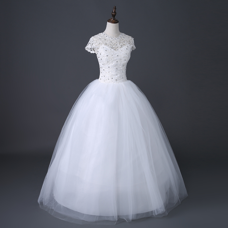 Koreanischen Stil Neuen Frühling und Sommer Braut Brautkleid ...