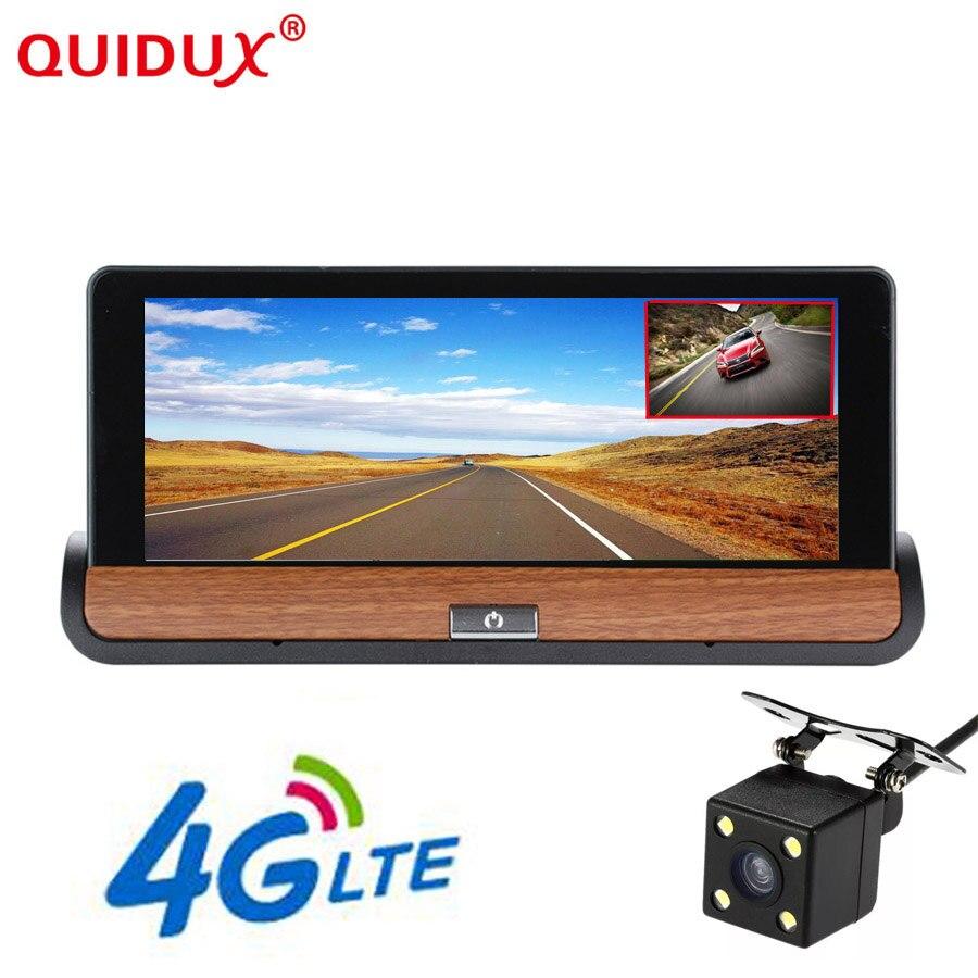 Caméra de tableau de bord de voiture QUIDUX DVR 7