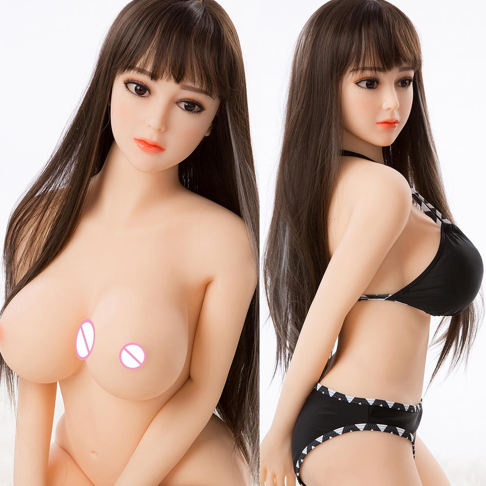 New <font><b>Asian</b></font> Realistic Silicone <font><b>Sex</b></font> <font><b>Dolls</b></font> 158cm 148cm 140cm Big Boobs Japanese Adult Vagina Anus Oral <font><b>Sex</b></font> Real <font><b>Doll</b></font> for Man Male image