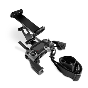 Image 1 - Tablet Holder Bracket Phonefor DJI Mavic 2 Pro Zoom Drone Monitor Front View Mount Stand Stent for Mavic 2 Drone Accessories