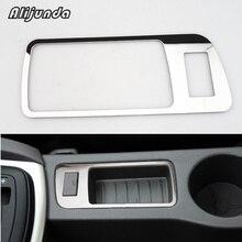 цена на Car USB Panel Decorative Cover Trim Fit For Ford Focus 2 MK2 2005 2006 2007 2008 2009 2010 2011 2012 2013 2014 Car Styling