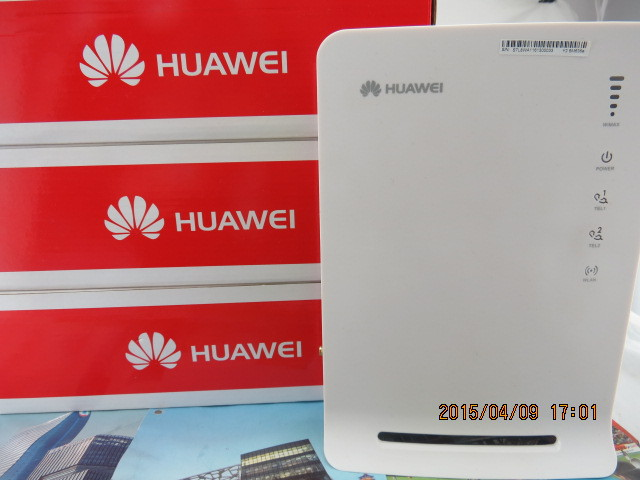 huawei EchoLife BM636 WiMAX CPE Routers huawei bm 635 indoor cpe wimax router supports web ui configuration tool