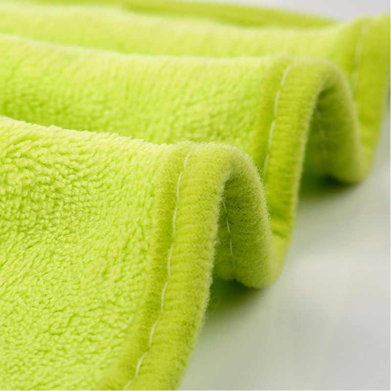 المرجانية المخملية النسيج لوازم الحمام اليد الناعمة منشفة ماصة القماش شنقا سريعة الجافة تنظيف الملابس المطبخ اكسسوارات