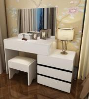 Contracted White Paint Dresser