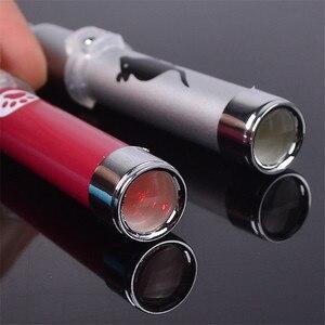 Image 3 - Забавная светодиодная Лазерная игрушка для домашних животных, Лазерная Игрушка для кошек, указка для кошек, световая ручка, Интерактивная игрушка с яркой анимационной мышью, тенью