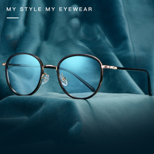 Handoer S626 كامل حافة النظارات البصرية إطار نظارات خمر النظارات النظارات البصرية وصفة إطار TR 90 مرنة النظارات