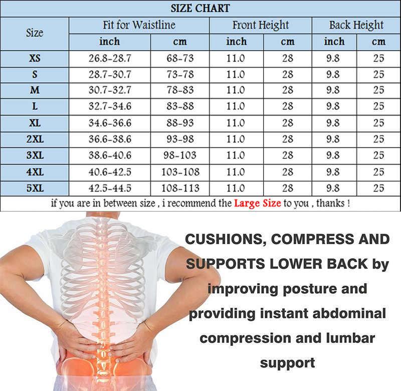 SEXYWG мужской поясной тренировочный жилет для бега формирователь тела талии спа неопрен животик пояс для похудения формирующий талию на лямке поддержка