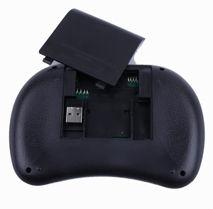 Image 5 - Mecool Mini Draadloze Toetsenbord Engels 2.4Ghz I8 Touchpad Fly Air Mouse Voor Android Tv Box Afstandsbediening Mini Pc met Touchpad