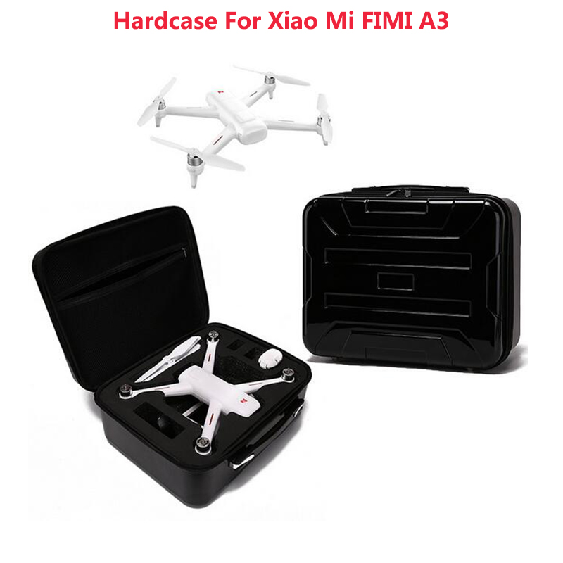 New Arrival Suitcase HardShell Storage Bag <font><b>Battery</b></font> Storage Box for Xiaomi <font><b>FIMI</b></font> <font><b>A3</b></font> 1080P Drone Accessories image