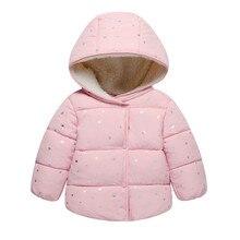 Baby Girls font b Jacket b font 2017 Autumn Winter font b Jacket b font For