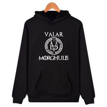 A Song of Ice and Fire Game of Thrones Hoodies Men Women Casual Fashion Game of Thrones Clothing Hooded Sweatshirts