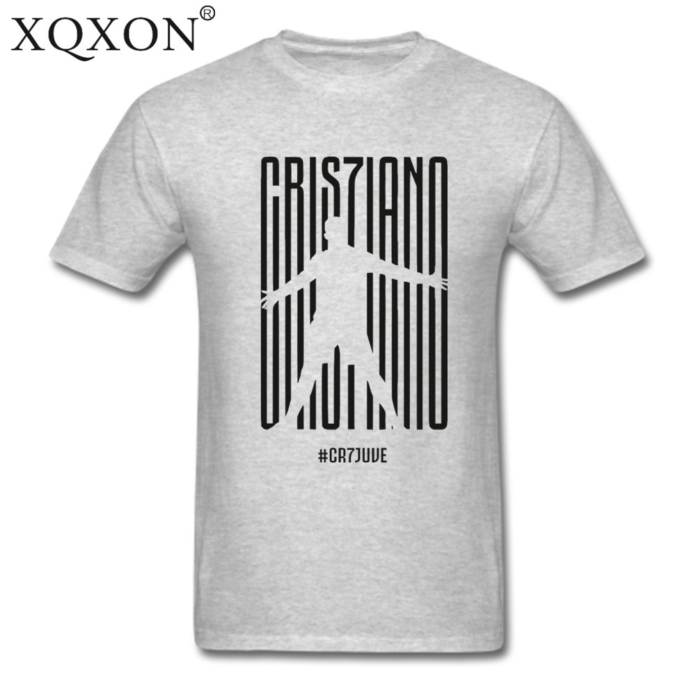 0906826d4e3 XQXON new Men women Cotton Summer Ronaldo CR7 Juventus FC Serie A  CR7 Turin  T-SHIRT