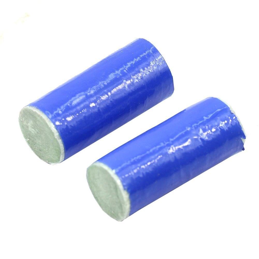 2pcs Glass fiber Rust Remover Stick Metal Rust Pan Cleaning Brush New ...