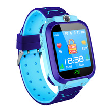 Waterproof Kids Smart Watch Micro SIM Card Call Tracker Child Camera 2G Anti-lost Position Alarm Smartwatch