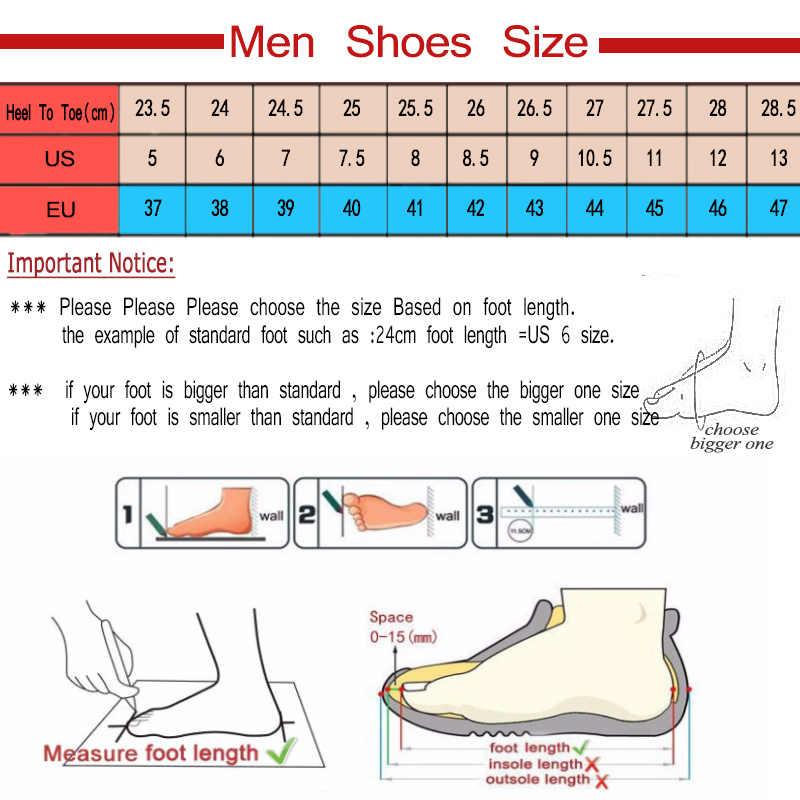 Erkek botları erkek kış ayakkabı moda kar botları ayakkabı artı boyutu kış Sneakers ayak bileği erkek ayakkabısı kışlık botlar siyah mavi ayakkabı