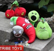 Plants vs Zombies Plush toys sets, PVZ Memorial collection, Factory outlet,Birthday,valentine's day gift,Free-factroy wholesale