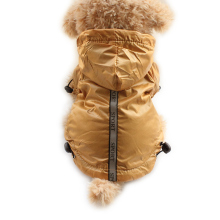 Armi store Warm Dog Raincoat Spring Coat Raincoat For Dog 6141043 Pet Cloting Supplies XS S M L XL XXL