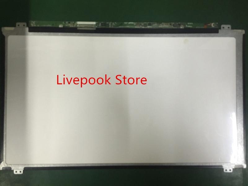 15.6 Slim Laptop LCD Screen For ASUS X555L SERIES LED LCD Display Schermo Screen 40 pin 1366*768 free shipping n133bge l41 rev c3 13 3 laptop led lcd screen display for asus s300ca s301la slim panel 1366 768 40pin
