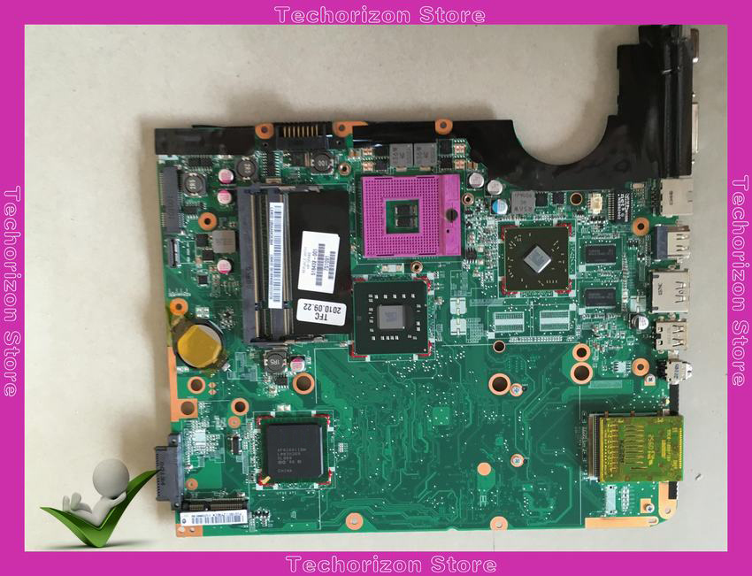 Top Quality , For HP Laptop Mainboard DV6 DV6-1000 518432-001 Laptop Motherboard,100% Tested 60 Days Warranty