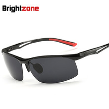 Aluminum Magnesium Polarized Light Sunglasses New Glasses Man Sunglasses oculos de sol gafas