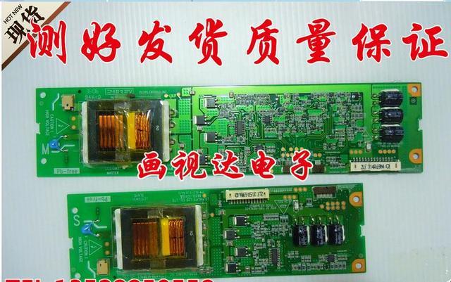 tlm3733 changhong lt3719p backlight HIGH VOLTAGE BOARD 6632l-0314a 6632l-0315a