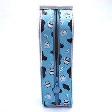 Milk Box PU Leather Pencil Case