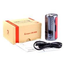 Electronic cigarette Yosta Livepor 256 mod 256w vape box mods e cigarette vaporizer support VW MECH TC-Ni TC-Ti TC-SS PTC mode