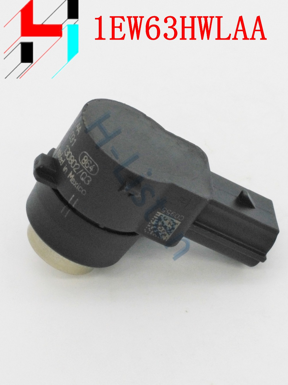 (4 шт.) датчик помощи при парковке 1EW63HWLAA 0263013031 PDC для Ram 1500 2500 3500