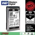 Western digital wd negro 1 tb hdd 2.5 sata wd10jplx 3 sabit portátil interna unidad de disco duro interno hd disco duro portátil disque