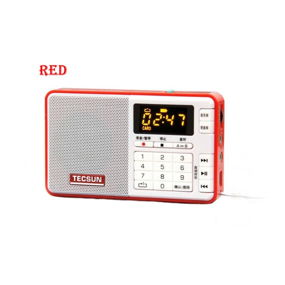 Δωρεάν αποστολή TECSUN Q3 FM Στερεοφωνικός - Φορητό ήχο και βίντεο - Φωτογραφία 3