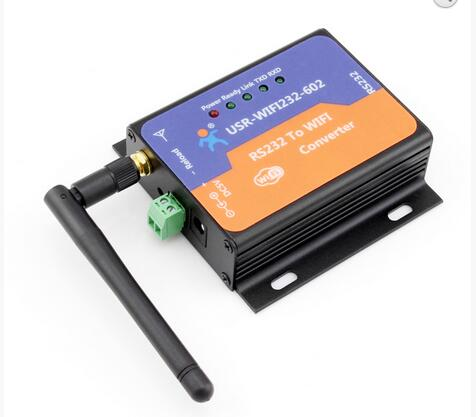 Usr 1 Piece Usr-wifi232-602 Rs232 To Wifi Converter, 802.11 B/g/n Suitable For Men, Women, And Children