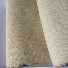 Pintura de cânhamo vintage, pintura de patchwork para costura em tecido de linho de algodão, acolchoamento têxtil, decoração artesanal de tecido orgânico diy