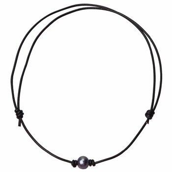 Bracelet Corde Et Perle