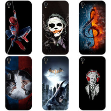 3D Relief HD UV Painted Soft TPU Case for Alcatel One Touch Idol 4 6055 6055B 6055H 6055K 6055Y Back Cover Patterned Fundas Capa стоимость