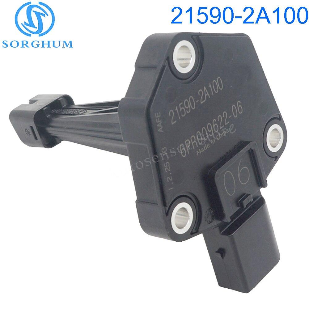 Датчик уровня масла для двигателя Hyundai i40 i30 Santa FE IX35 IX55 6PR009622 06, 21590 2A100 215902A100, 2009 2012|sensor sensor|sensor levelsensor oil level | АлиЭкспресс